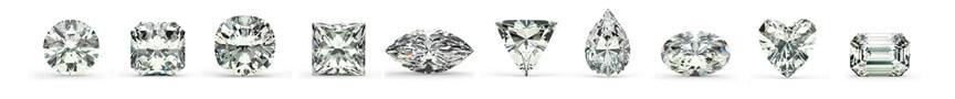 Assorted Diamonds