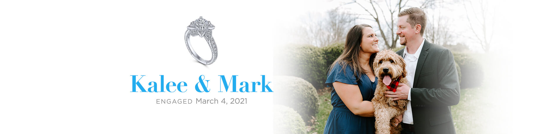 Mark and Kalee's Engagement