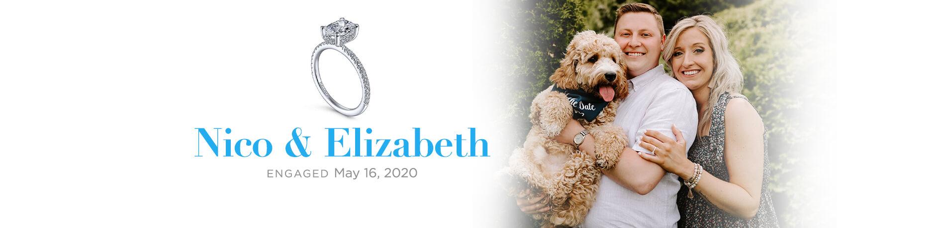 Nico and Elizabeth's Engagement